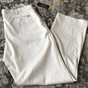 Ralph Lauren Stretch Classic Fit Khaki Pants 36x32